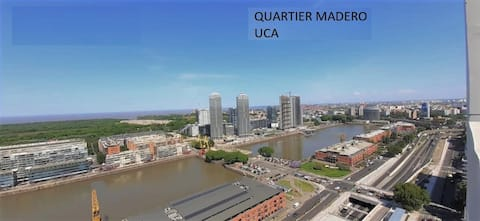 Quartier Madero UCA