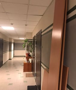 Широкий коридор