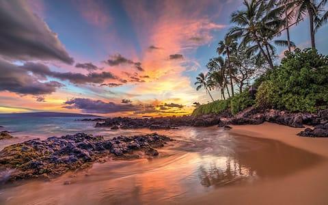 Romantic, Luxury Maui Getaway with Ocean View