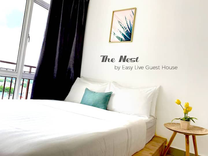 The Nest @ The Majestic by Easy Live Guest House