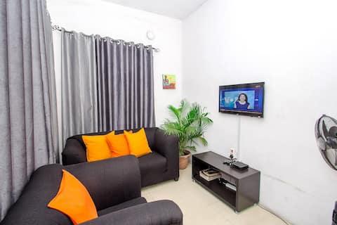 ARO|Apartments: Private 2BD Flat (Ogba/Ikeja)