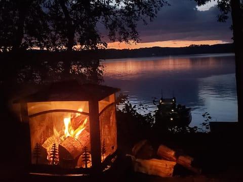 Outdoor Northern Retreat