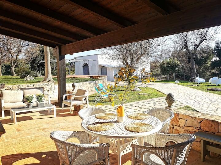 Appartamento in Villa Torto
