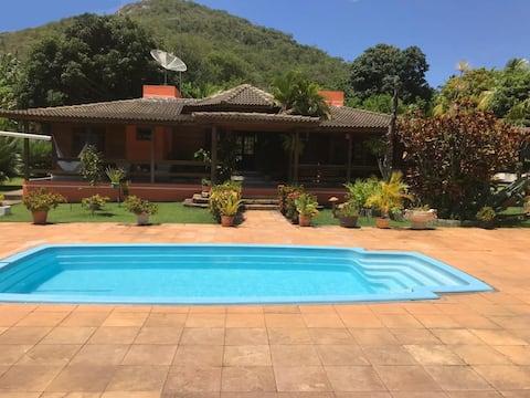 Sítio/Casa de Campo na Barragem de Pedra - JEQUIÉ