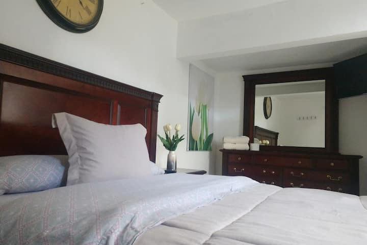 Habitación #3 Cama Matrimonial en Casa Otinapa