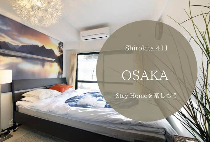 EX Shirokitakōen Apartment 411