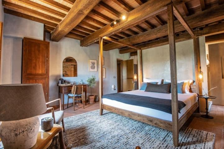 Enrico Fam Suite 4 pers @Borgo Castello Panicaglia
