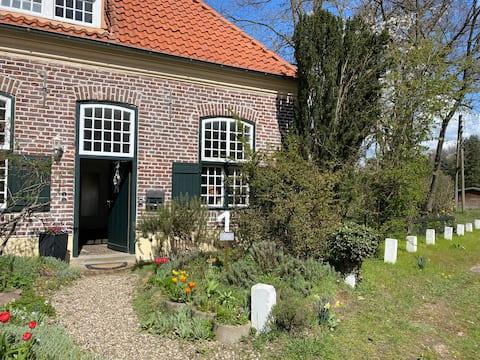 Appartement im Gesindehaus von Schloss Diersfordt