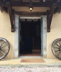 Wide doorway. 117cms