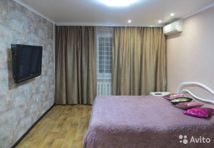 Уютная большая квартира