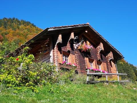 Berghaus, ein Kraftort mit viel Ruhe