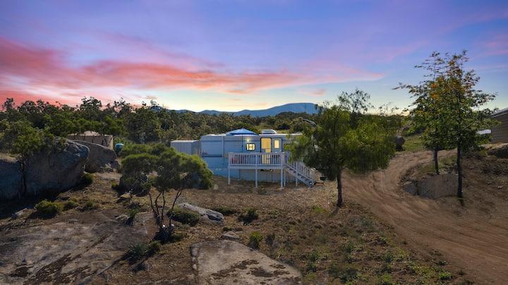 Rustic Ranch Retreat Near Temecula Wine Country