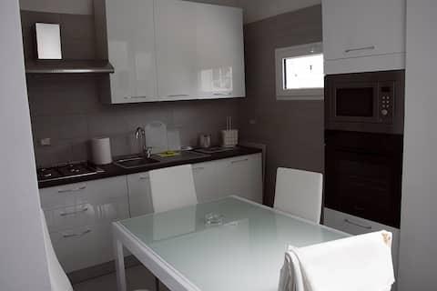 GADV - Letto matrimoniale, bagno privato, cucina