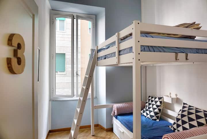 Grand hostel Manin youth hostel_ double room