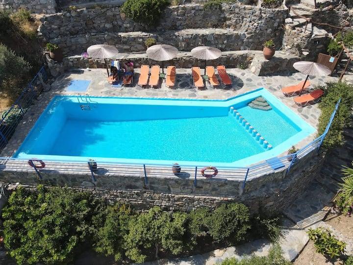 Velanos villas(villa Armonia)15 min to Elafonisi