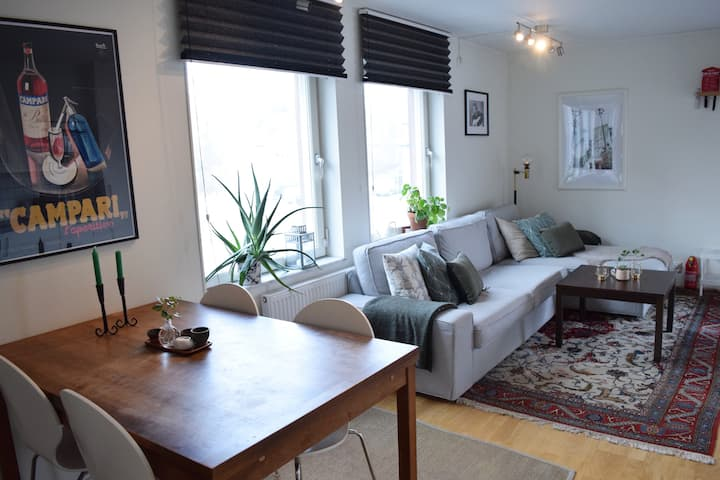 Apartment in Lidingö, 15min from central Stockholm