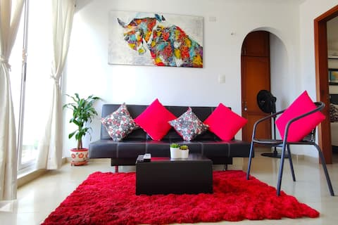 Apartaestudio fully furnished!!!