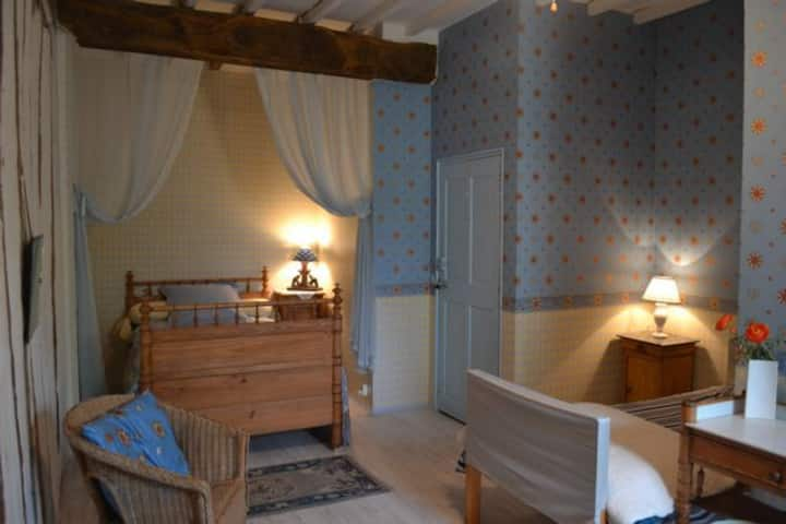 Jouandassou - Blue room
