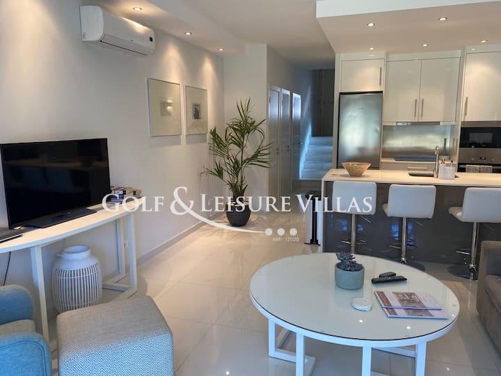 Ground floor luxury two bed apartment Vale do Lobo