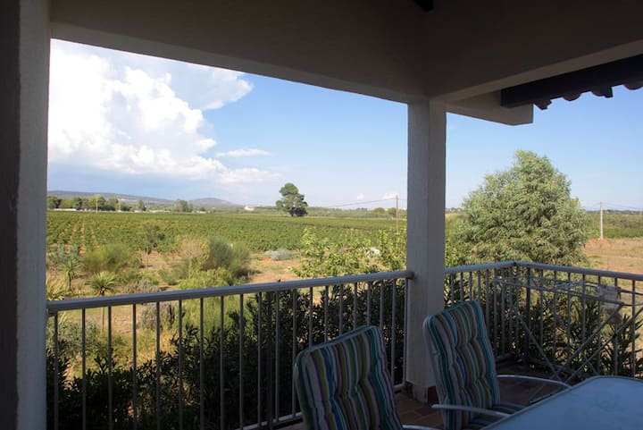 villa indépendante située plaine de balajan