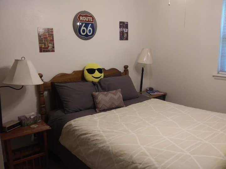 "*The Retro  ""Route 66"" Room"