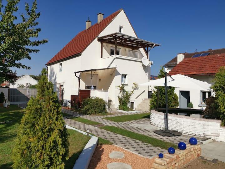 Ferienhaus Katarina in Huttenheim zu vermieten!
