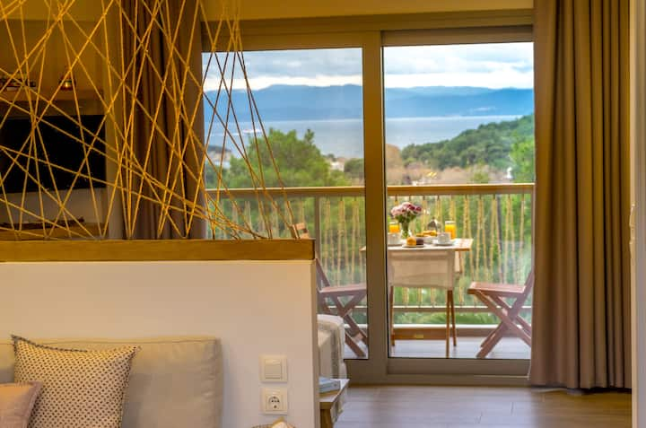 Forest Resort Skiathos (Deluxe double room)