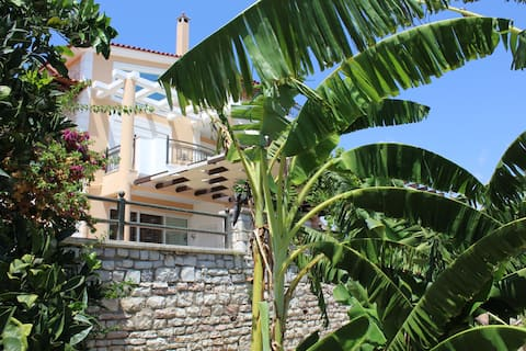 Ένα σπίτι γεμάτο φύση! - A house full of nature!