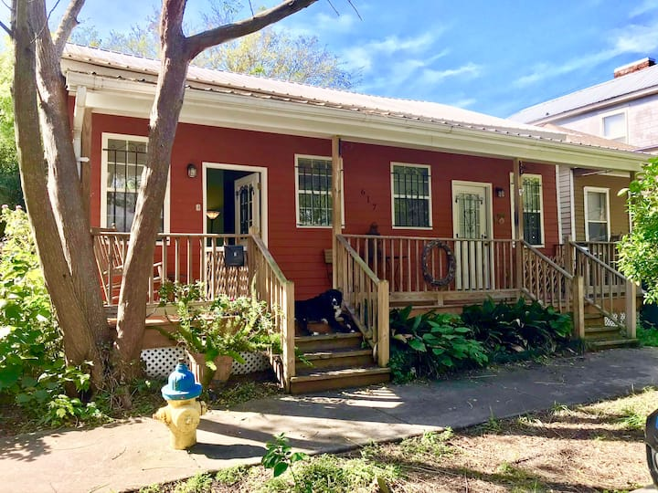 Digs on Duffy B-a charming old home with big yard