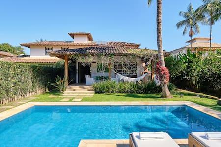 Casa ampla e confortável  em Paraty
