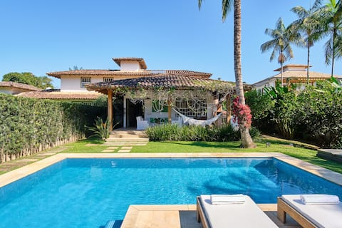 Large and comfortable house in Paraty