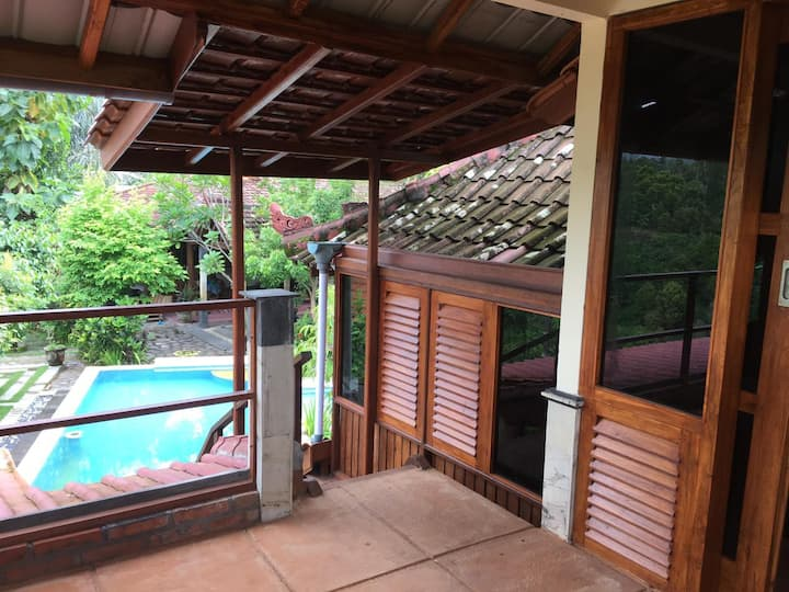 Lumbung Bali Hut - Aling-Aling