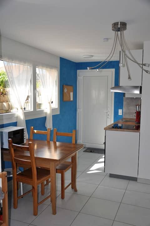 Les Granges, Studio in Ecuvillens