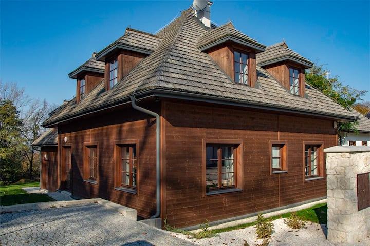 Zamkowe Wzgórze Dom nr 2 - Kazimierz Dolny