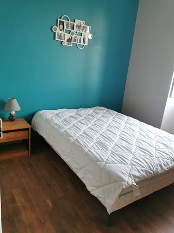 chambre( 3) lit double