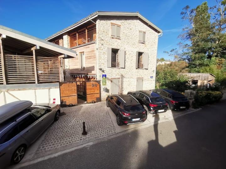 Bienvenue au loft d'Ariège de 2 à 3 personnes