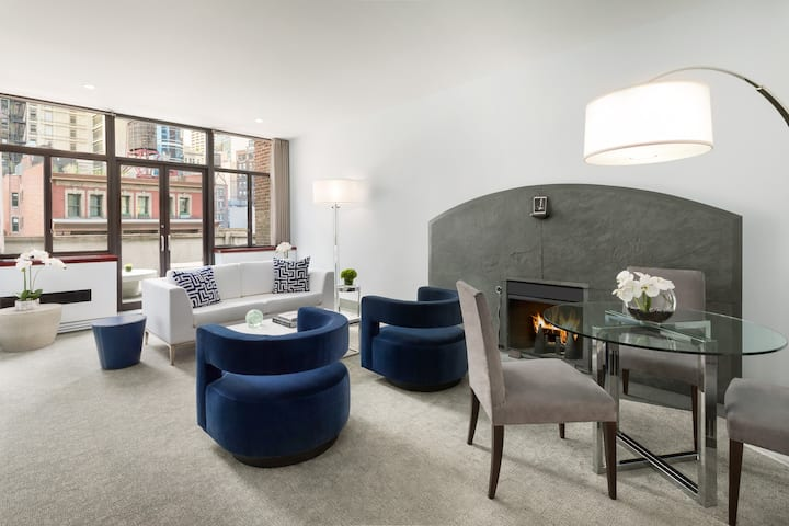 Penthouse in Midtown Manhattan at Royalton Hotel