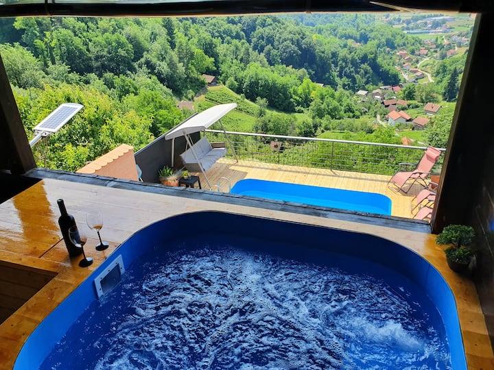 Hygge-Hill kuća za odmor u Krapinskim Toplicama