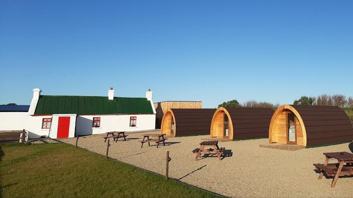 Geraghtys Farmyard Pods 1