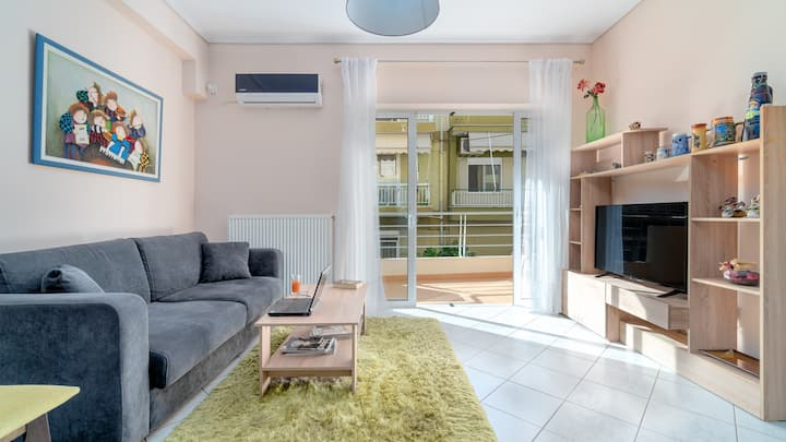 Luxury apartment next to the best view of Athens