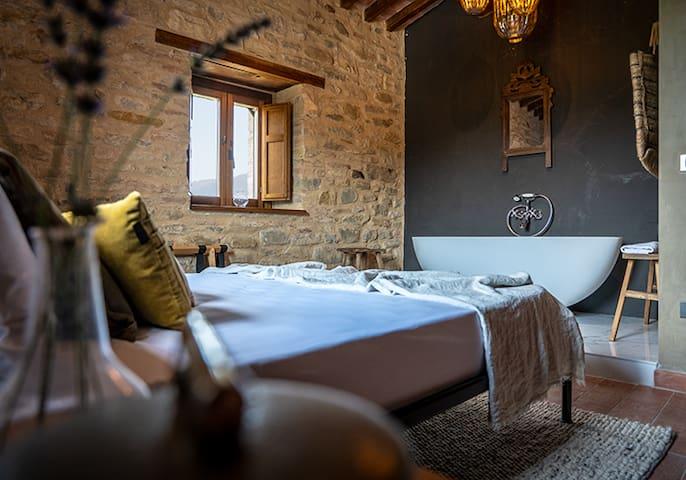 Angelo Double Suite @Borgo Castello Panicaglia