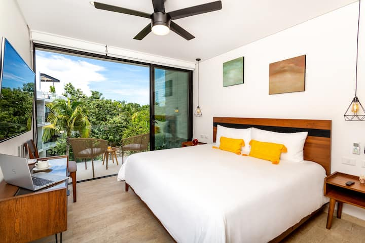Panoramic Studio PH in tulum by Xperience Hotels