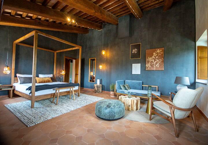 Olimpia Double Suite 50m2 @BorgoCastelloPanicaglia