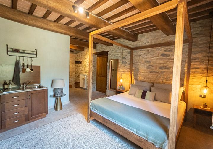 Giovanni Double Room 35m2 @BorgoCastelloPanicaglia