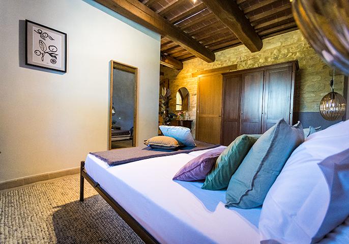 Sabatina Double Room 25m2 @BorgoCastelloPanicaglia