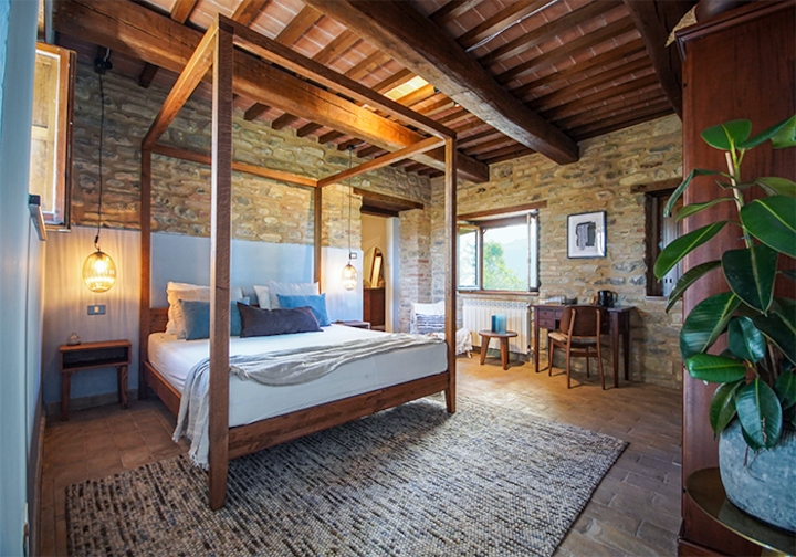 Luigi Double Room 28m2@Borgo Castello Panicaglia