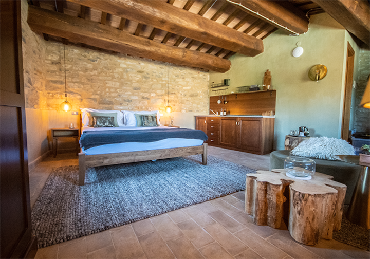 Gaspera Double Room 35m2@Borgo Castello Panicaglia
