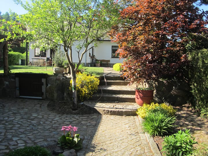 "Ferienhaus ""Seelust"" in ruhiger Natur/Strandnähe"