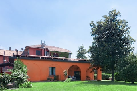 Villa Belvedere for 7 persons in Monferrato