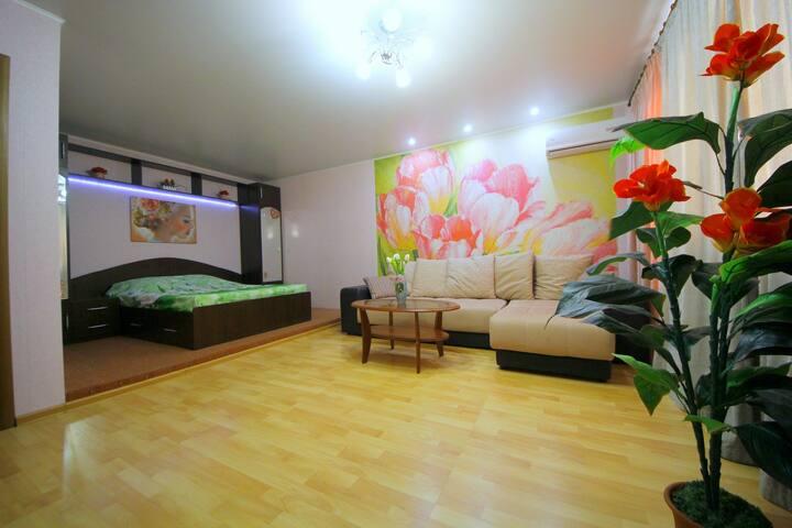 Квартира на ул. Чапаева 128/130, новый дом